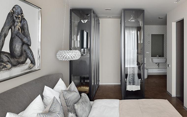 интерьер спальни - фото № 58251