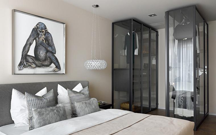 Фото № 58252 спальня  Квартира
