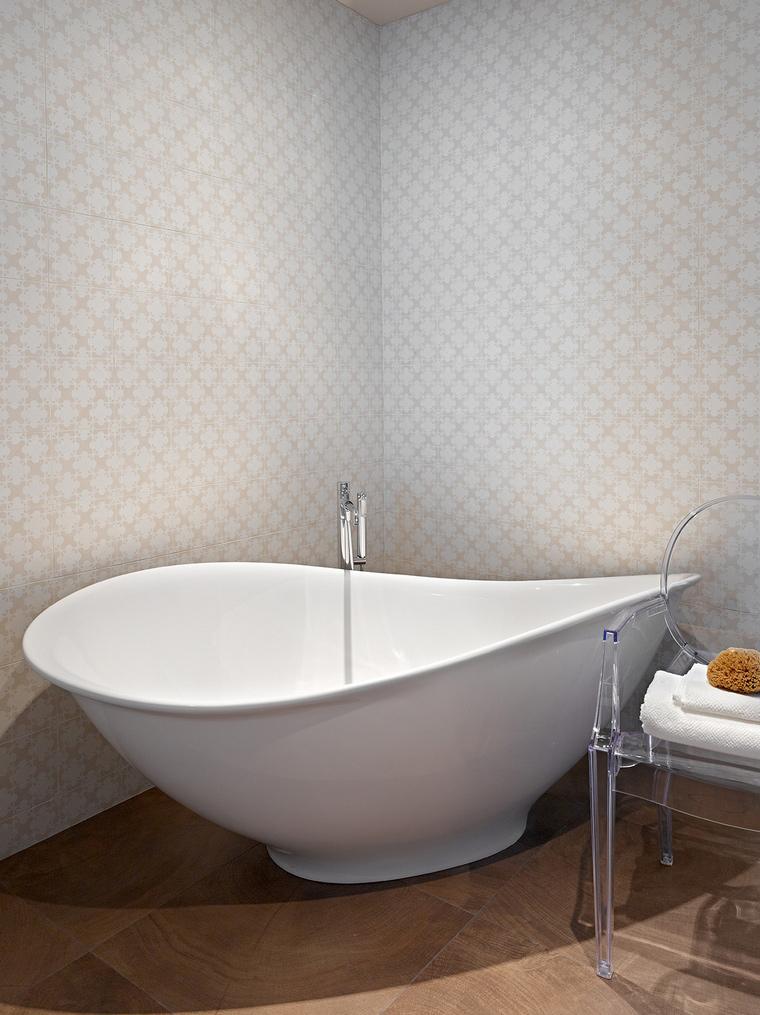Фото № 58247 ванная  Квартира
