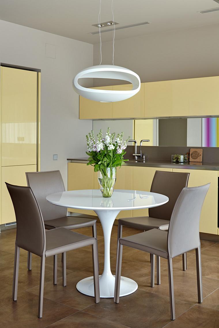 Фото № 58244 кухня  Квартира