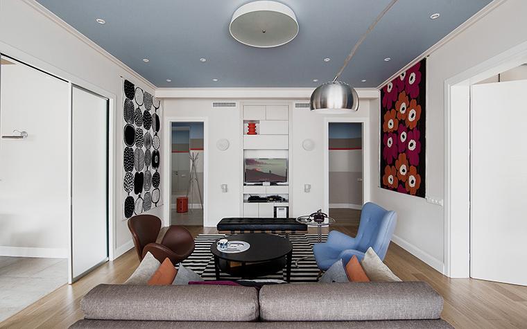 Фото № 58211 гостиная  Квартира