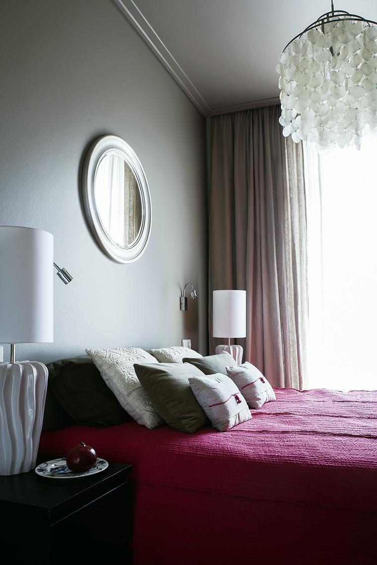 интерьер спальни - фото № 58215