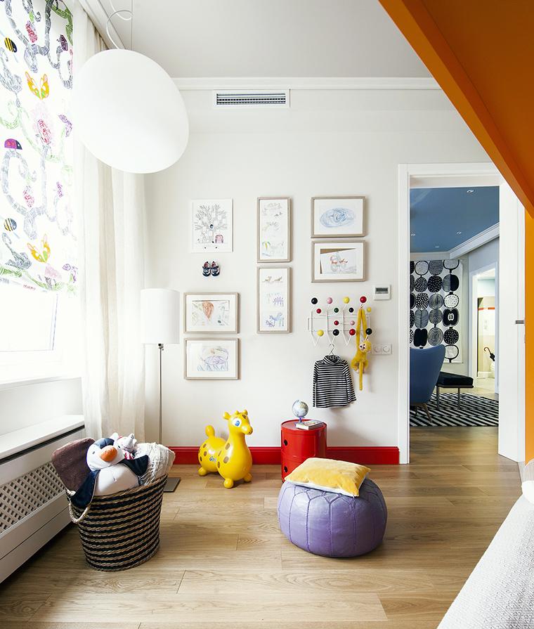 Фото № 58220 детская  Квартира