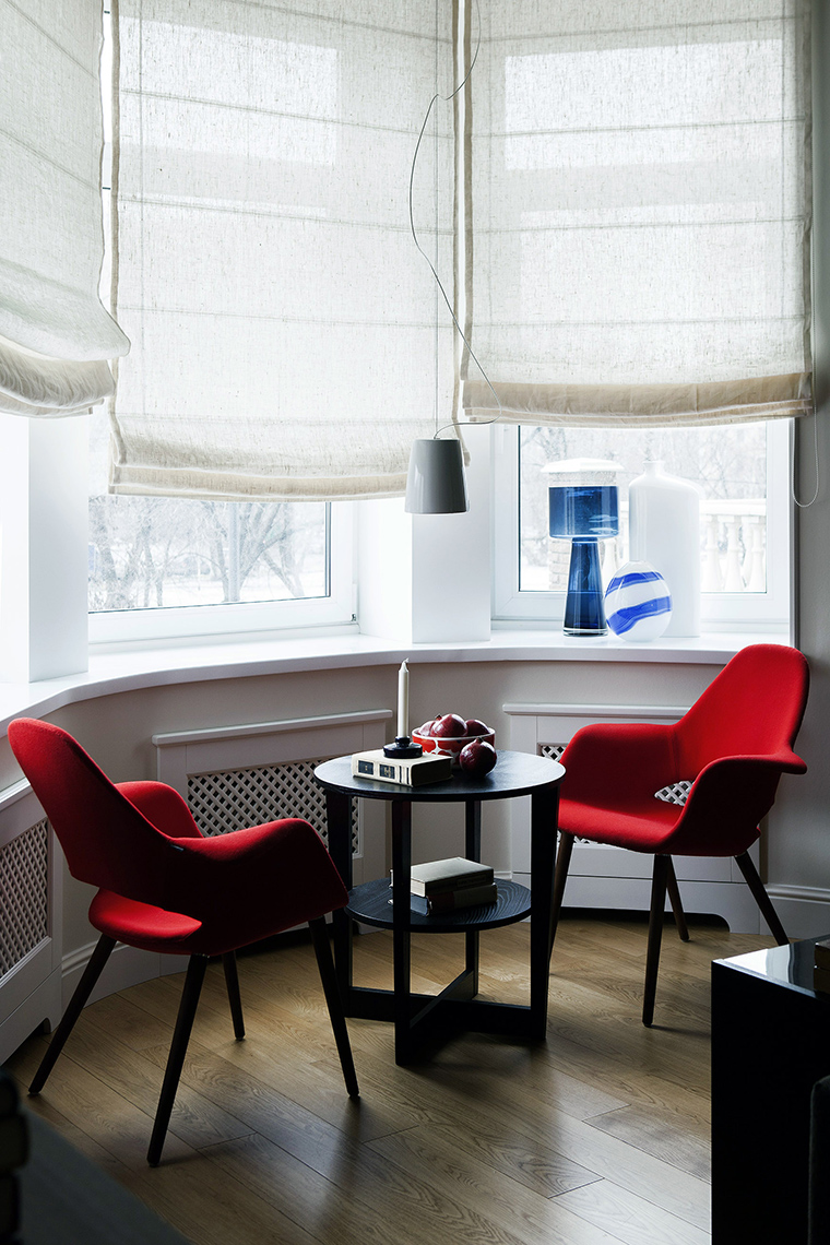 Квартира. комната отдыха из проекта , фото №58233