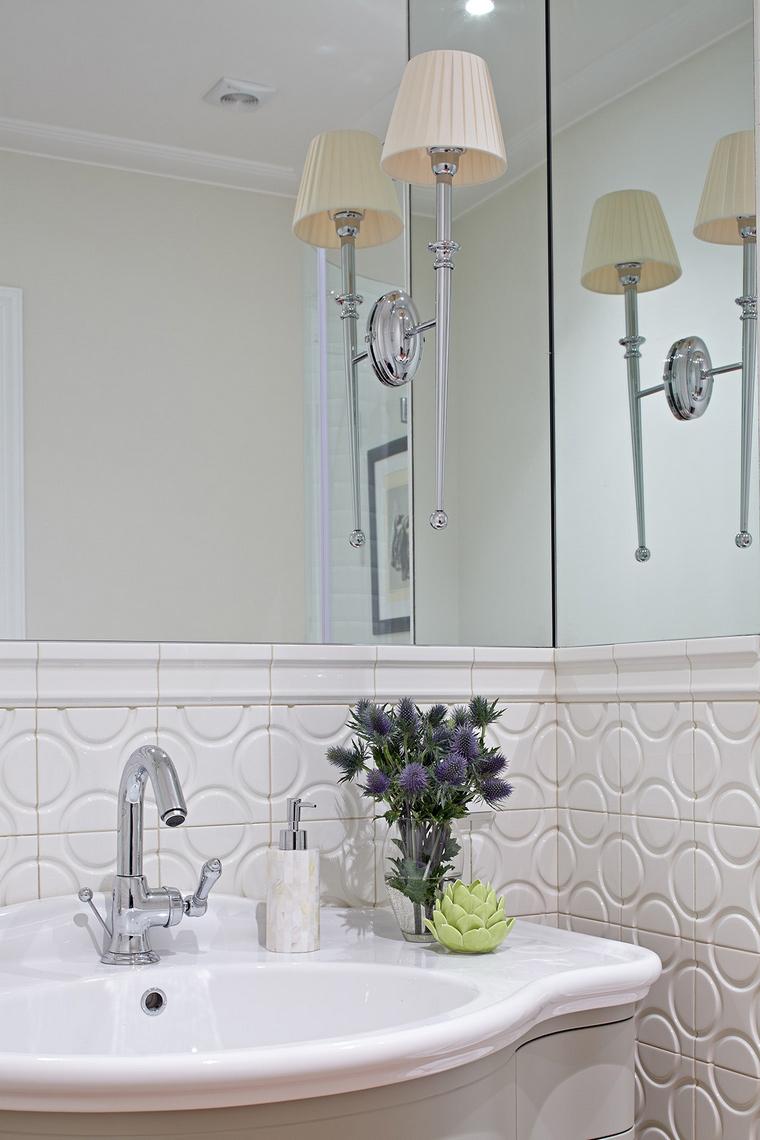 интерьер ванной - фото № 58345