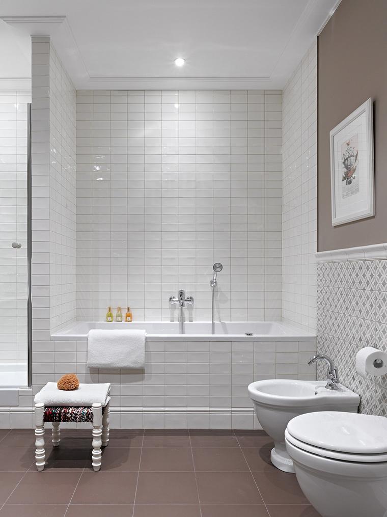 интерьер ванной - фото № 58338