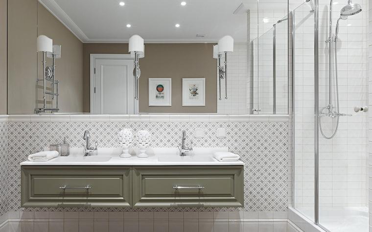 интерьер ванной - фото № 58339