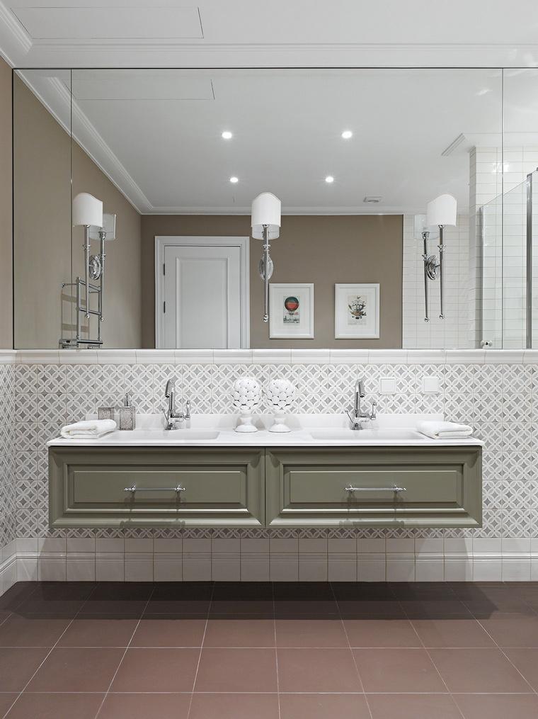интерьер ванной - фото № 58340