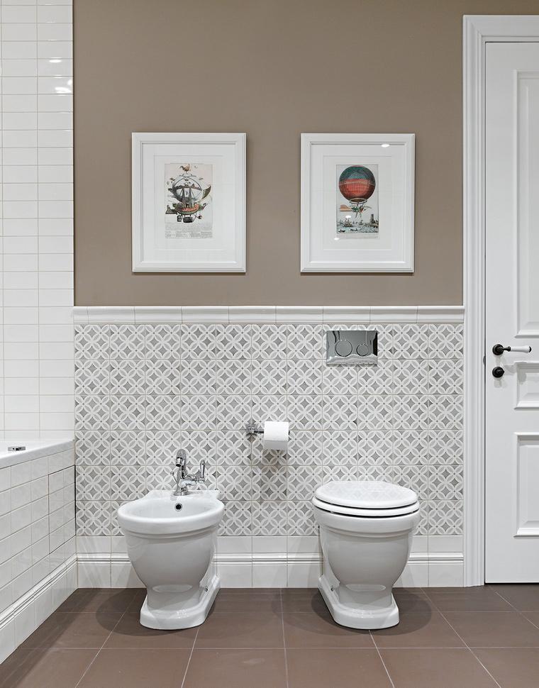 интерьер ванной - фото № 58341