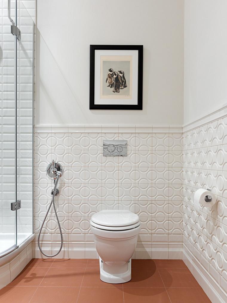 Фото № 58343 ванная  Квартира