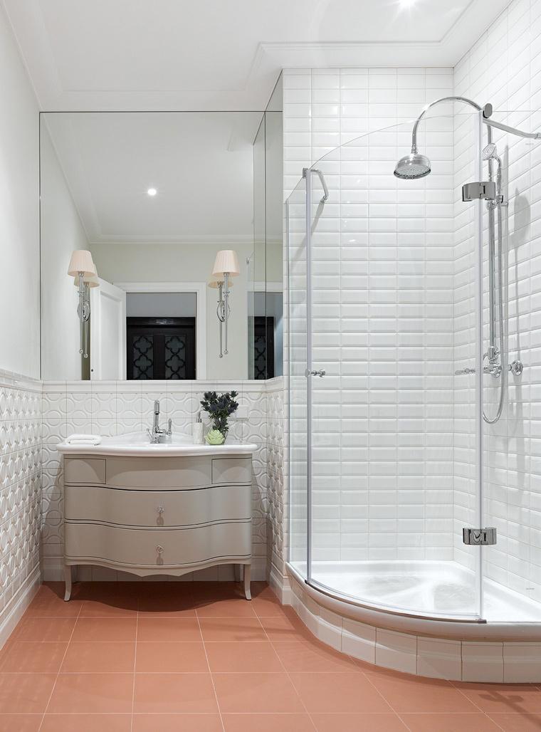 Фото № 58344 ванная  Квартира