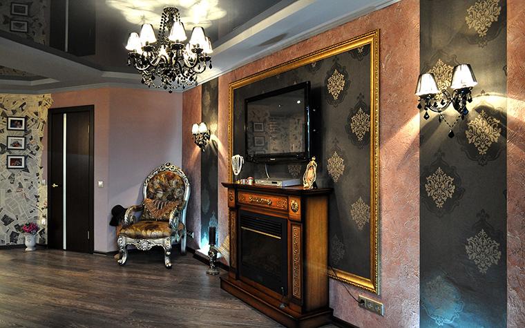 интерьер гостиной - фото № 58421