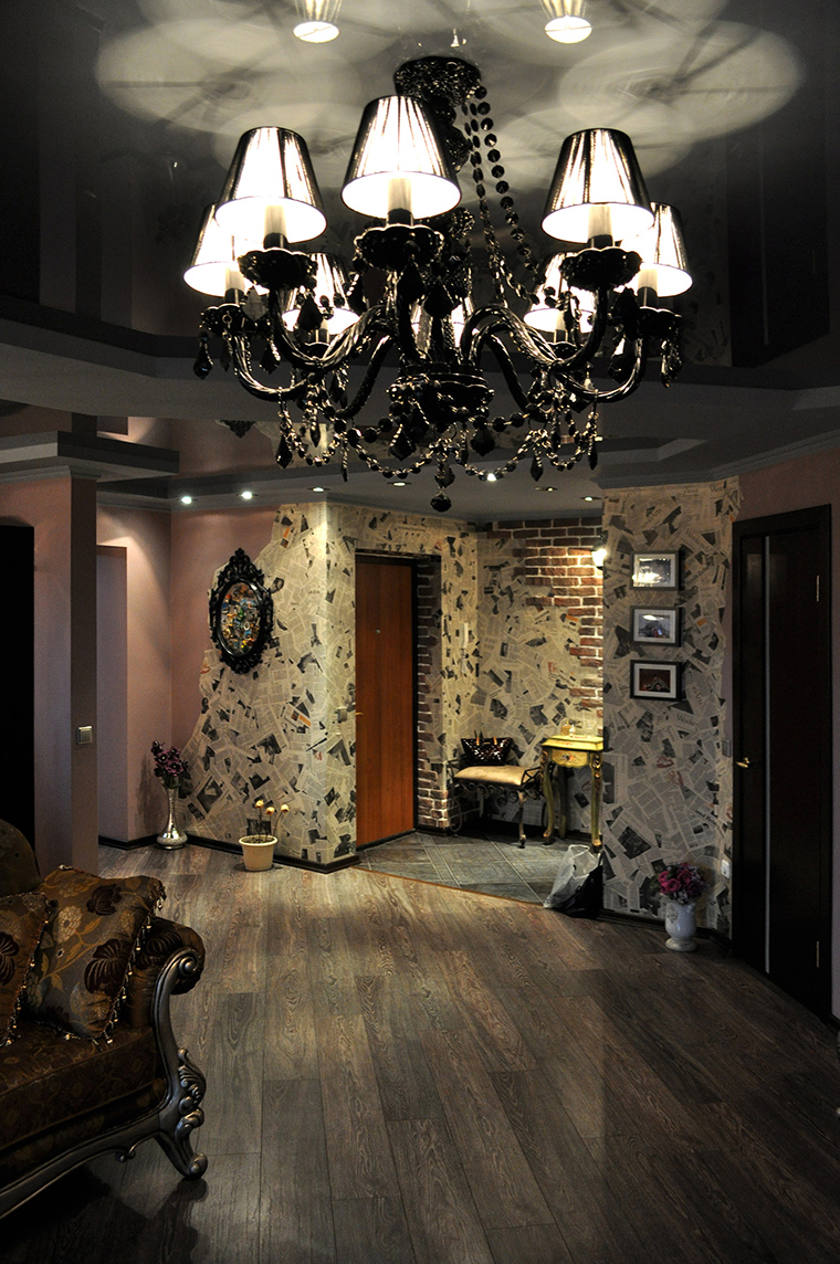 интерьер холла - фото № 58432