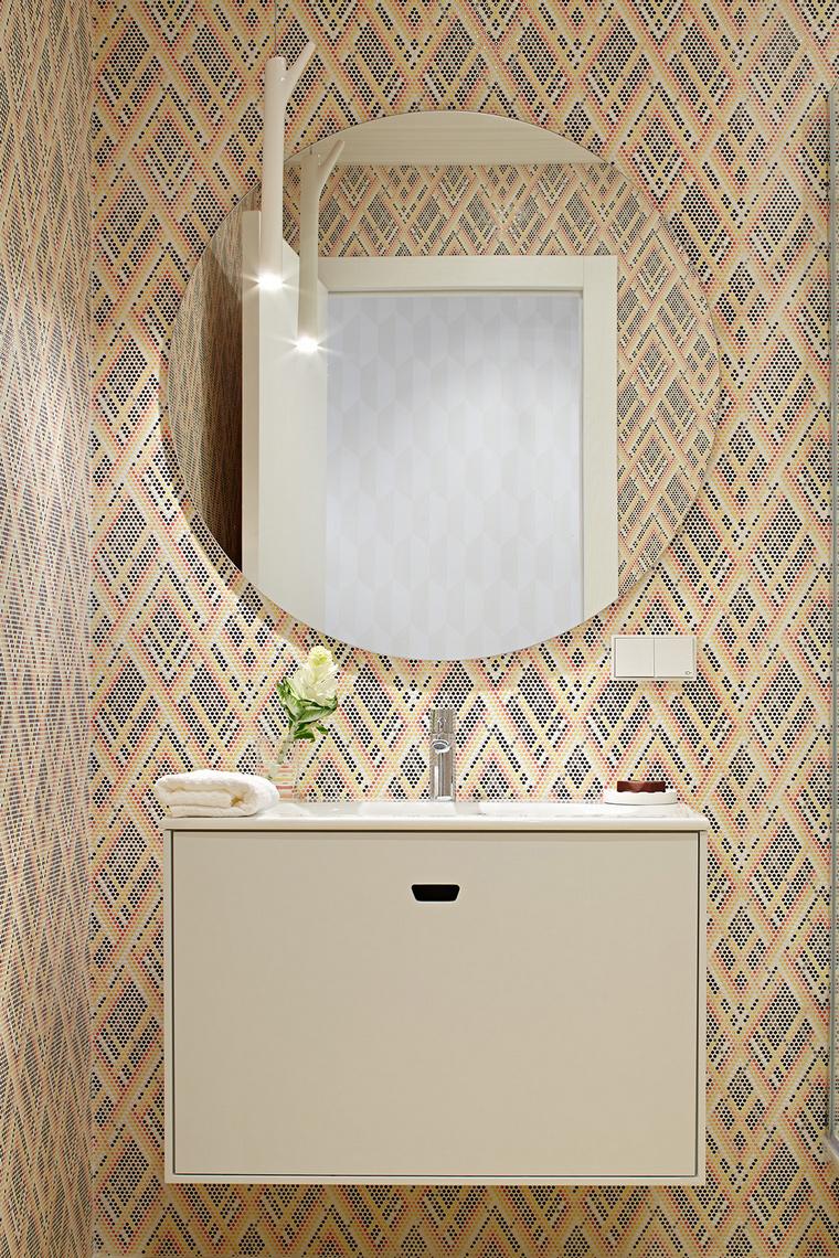 Фото № 58468 ванная  Квартира