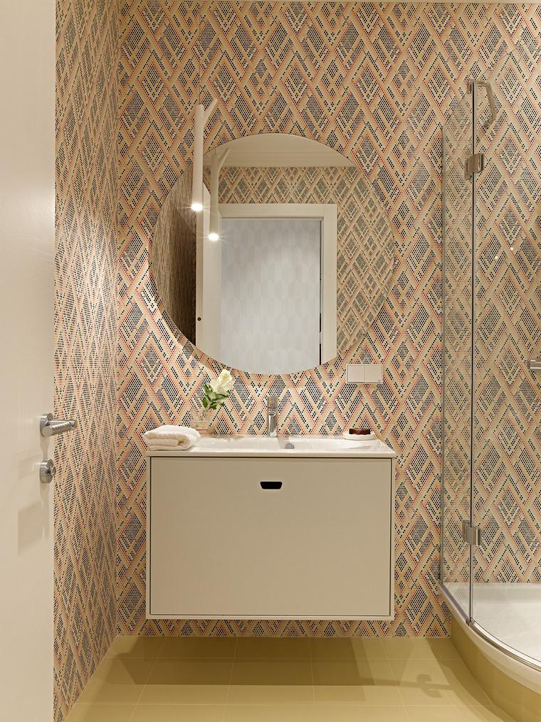 Фото № 58465 ванная  Квартира