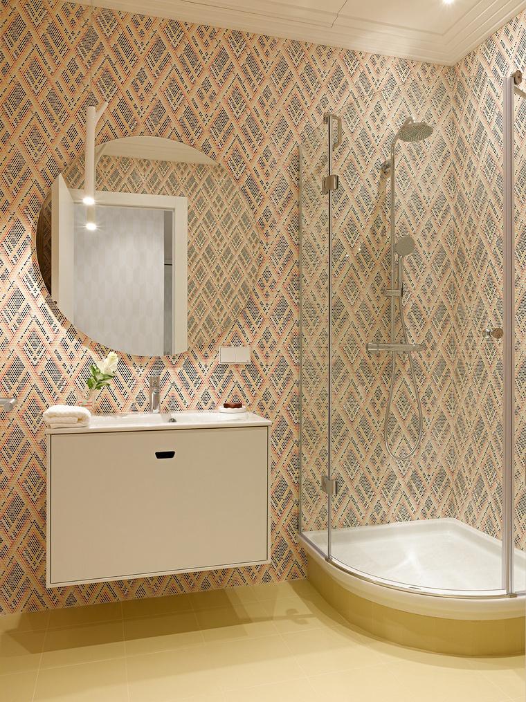 Фото № 58466 ванная  Квартира