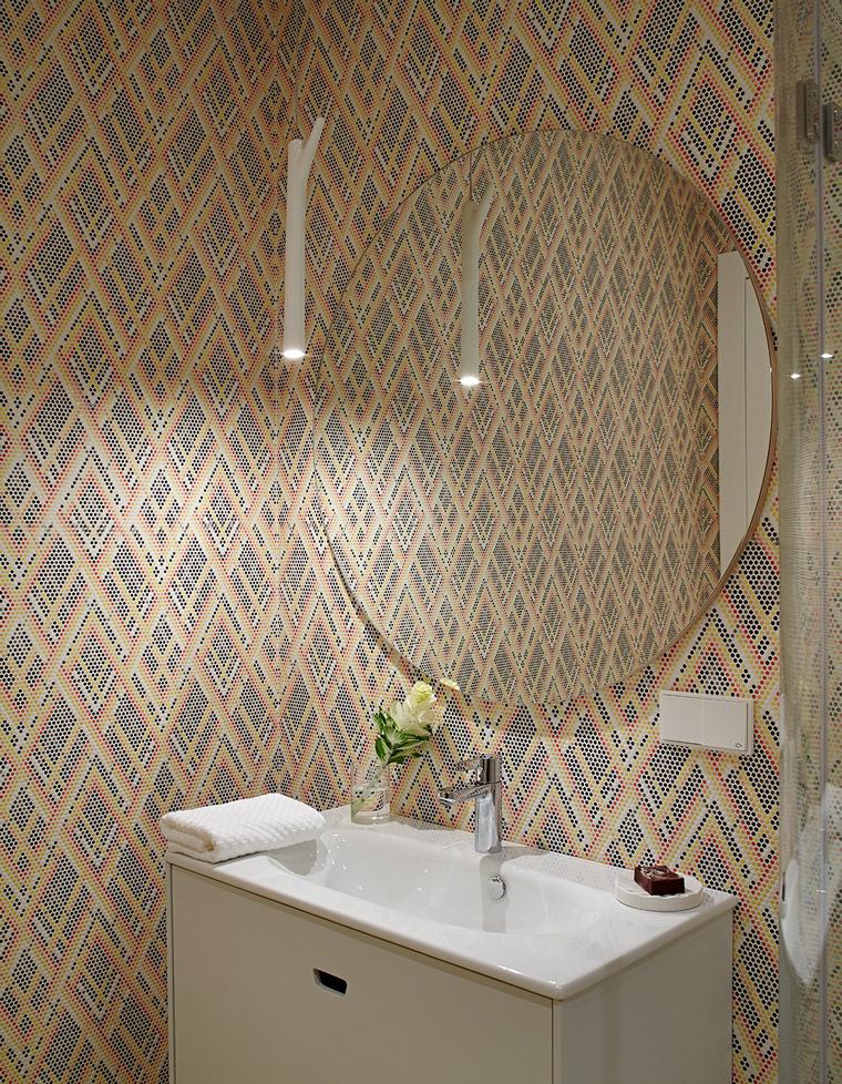 Фото № 58469 ванная  Квартира