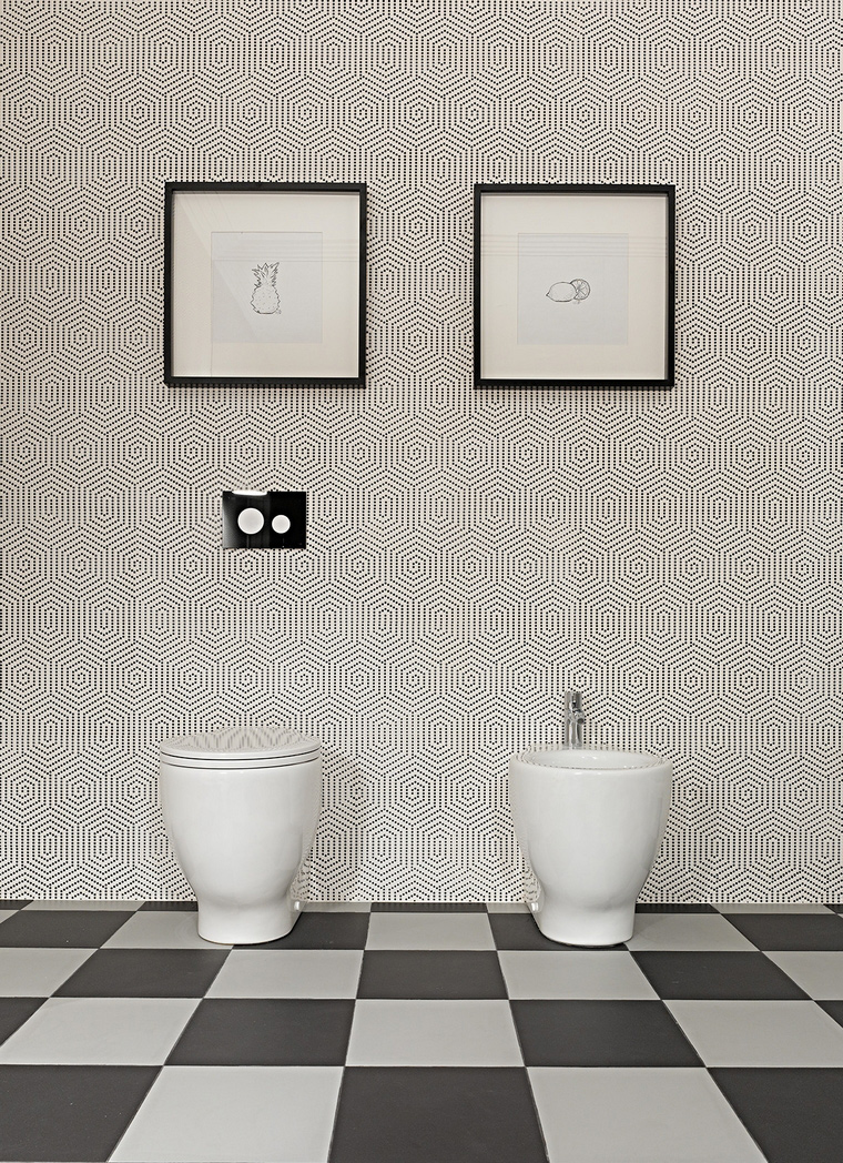 Фото № 58464 ванная  Квартира