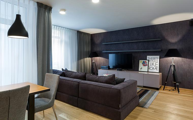Фото № 58495 гостиная  Квартира
