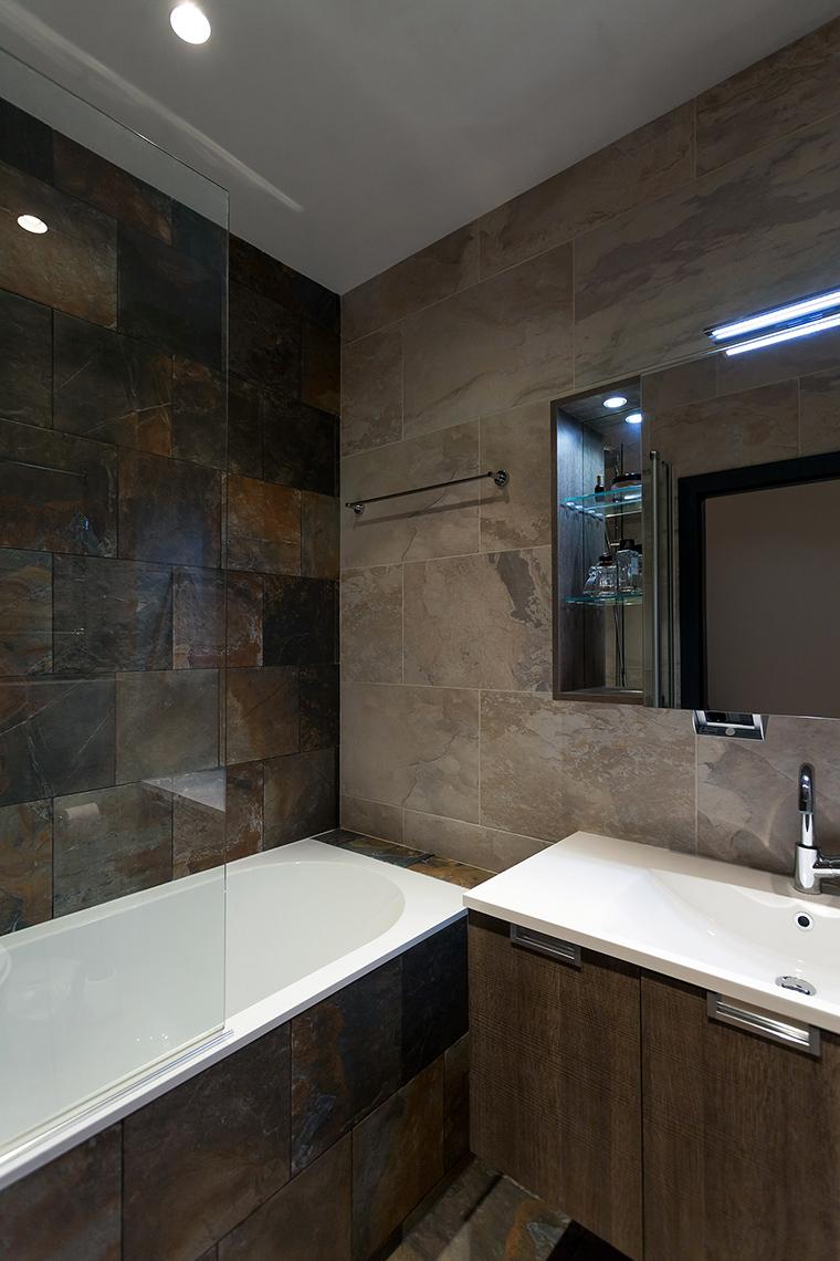 Фото № 58507 ванная  Квартира