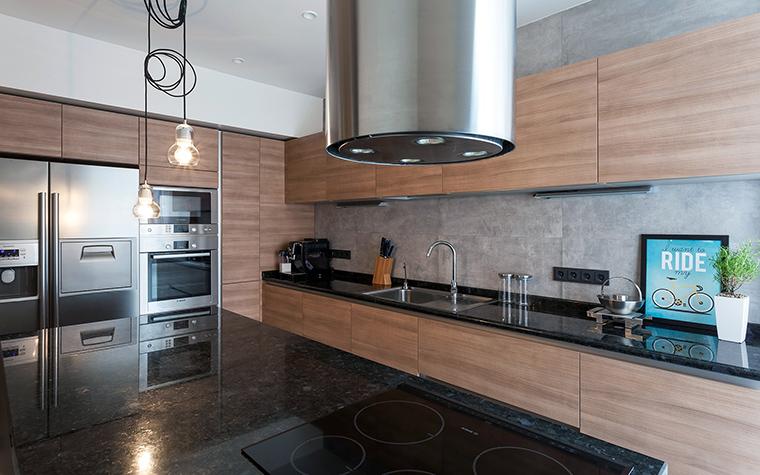 Фото № 58500 кухня  Квартира