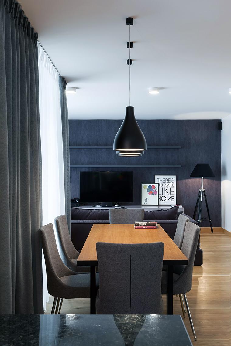 Фото № 58497 гостиная  Квартира
