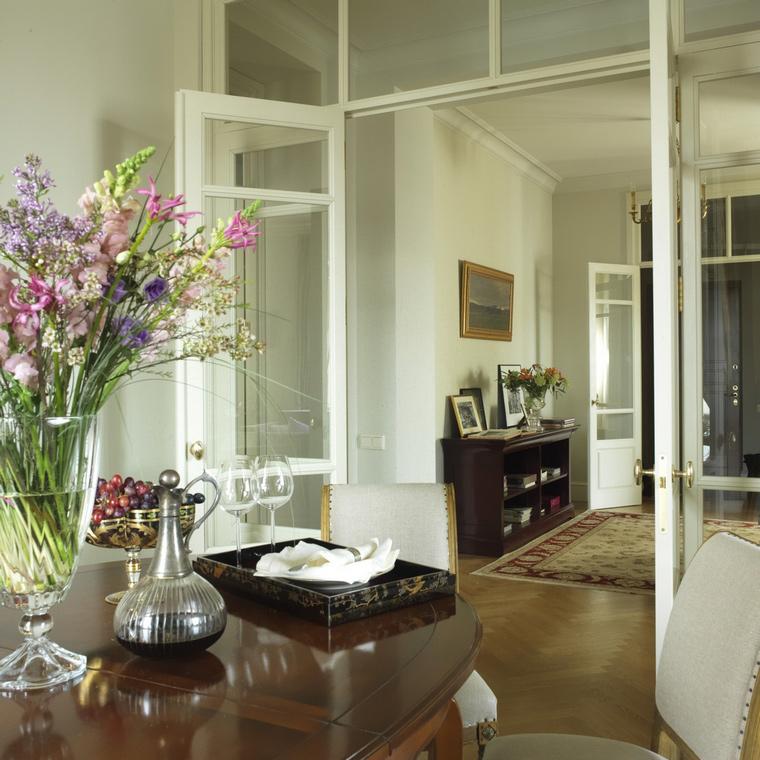 Квартира. столовая из проекта , фото №58536