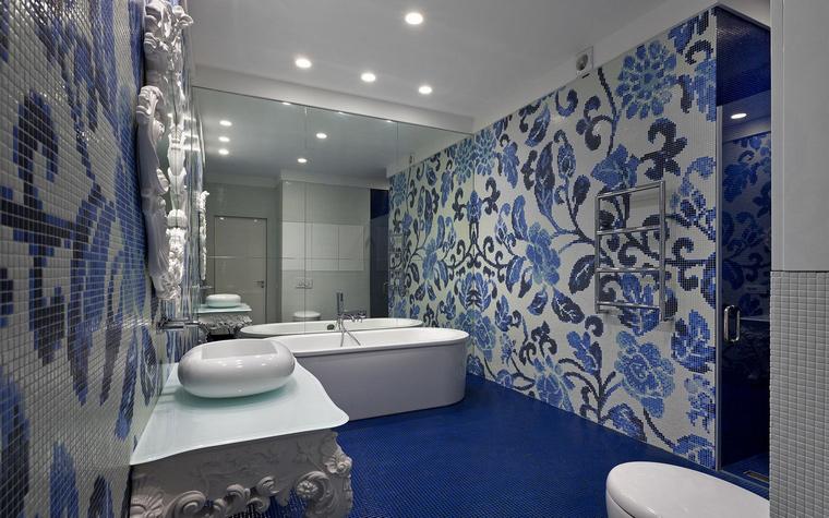 Фото № 58556 ванная  Квартира