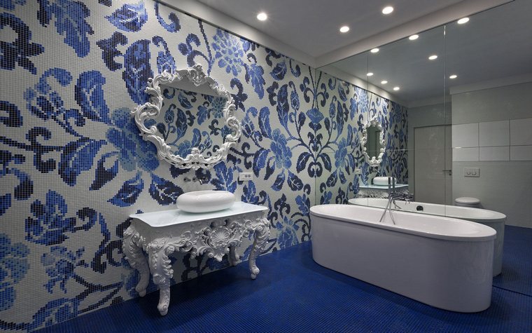 Фото № 58557 ванная  Квартира