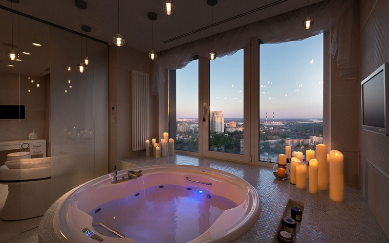 интерьер ванной - фото № 58555