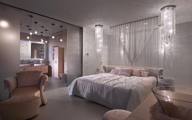 Фото № 58554 спальня  Квартира