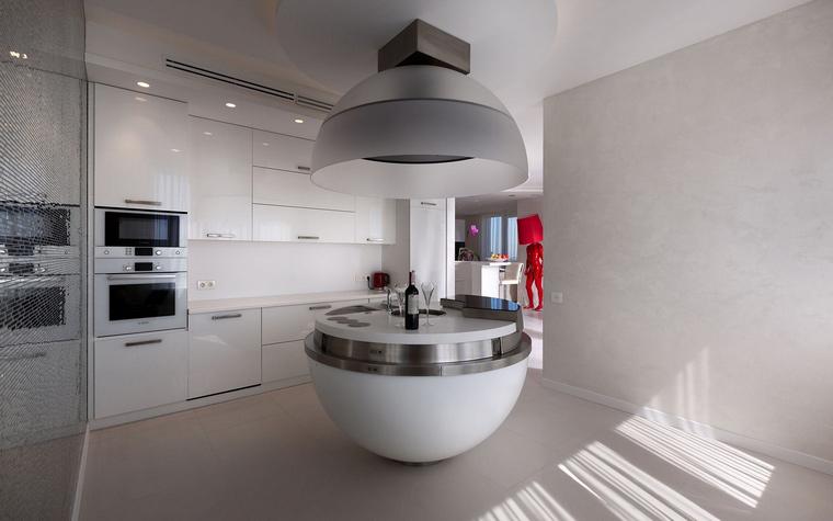Фото № 58548 кухня  Квартира