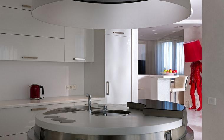 Фото № 58549 кухня  Квартира