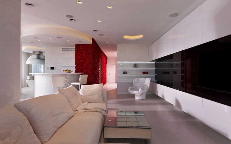Фото № 58543 гостиная  Квартира
