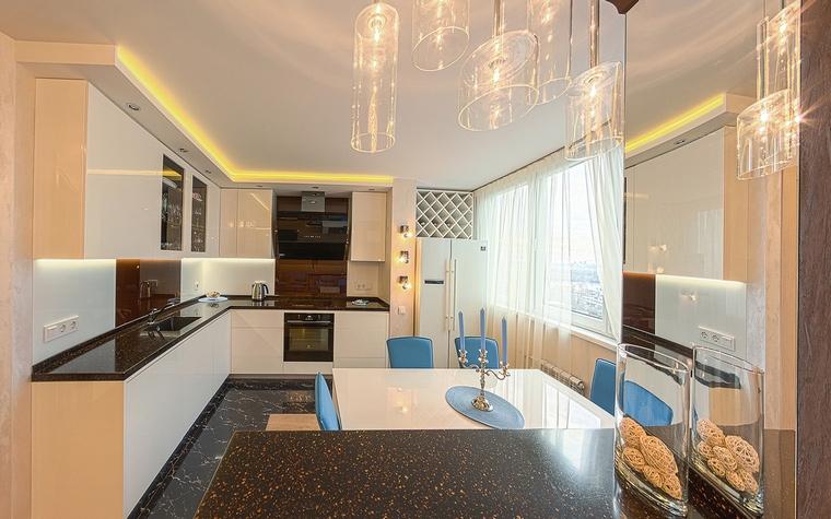 Фото № 58581 кухня  Квартира