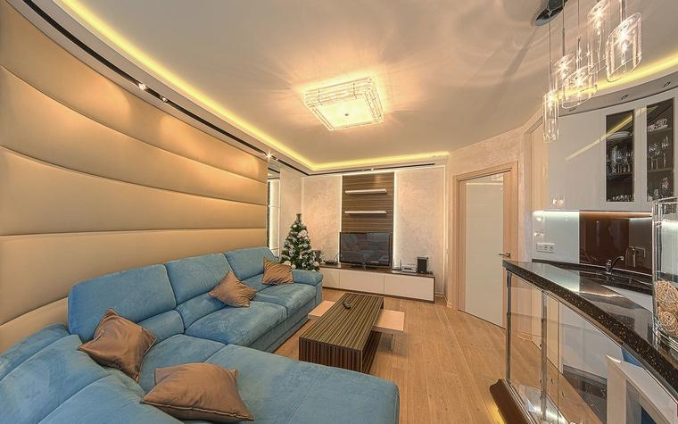 Фото № 58577 гостиная  Квартира