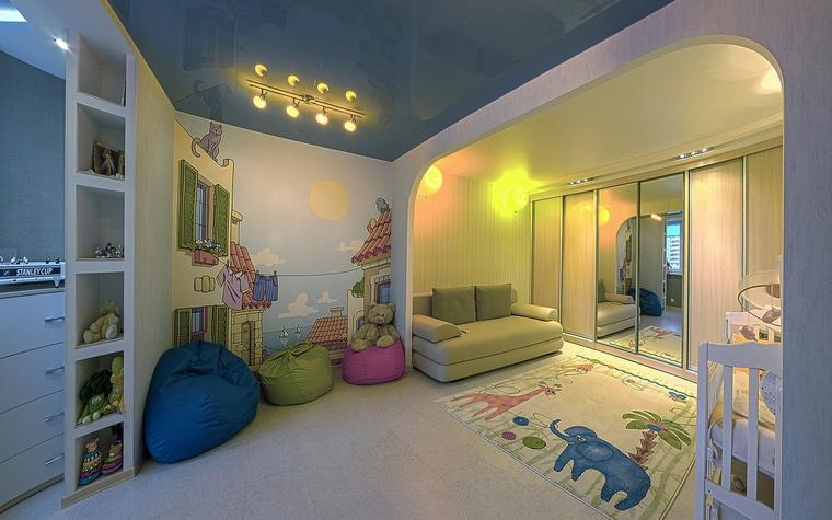Фото № 58582 детская  Квартира