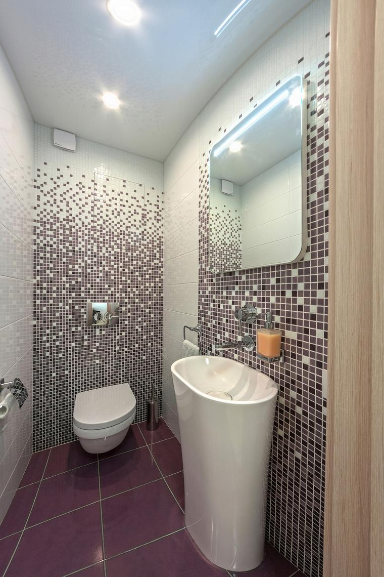 Фото № 58585 ванная  Квартира
