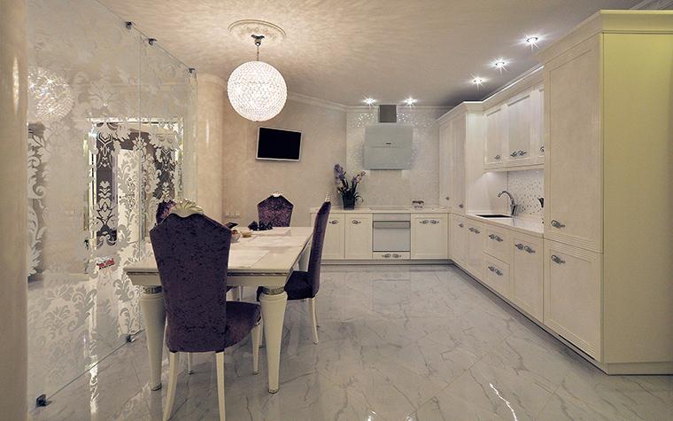 интерьер кухни - фото № 58587