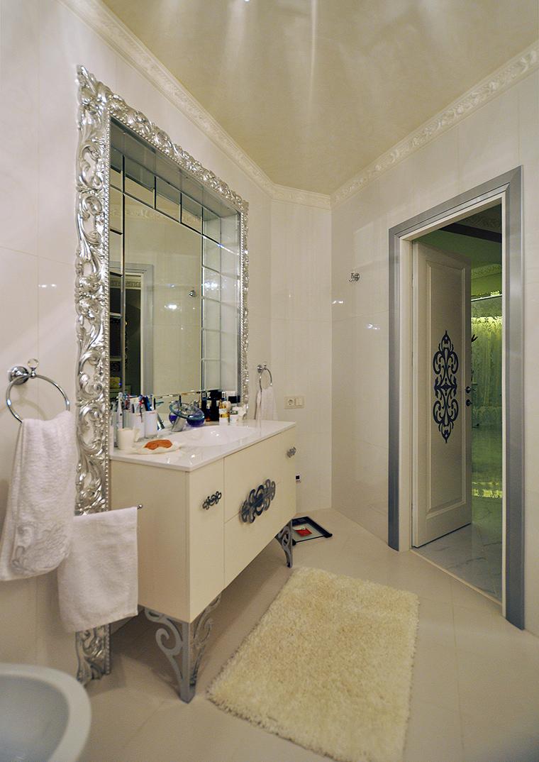 интерьер ванной - фото № 58598