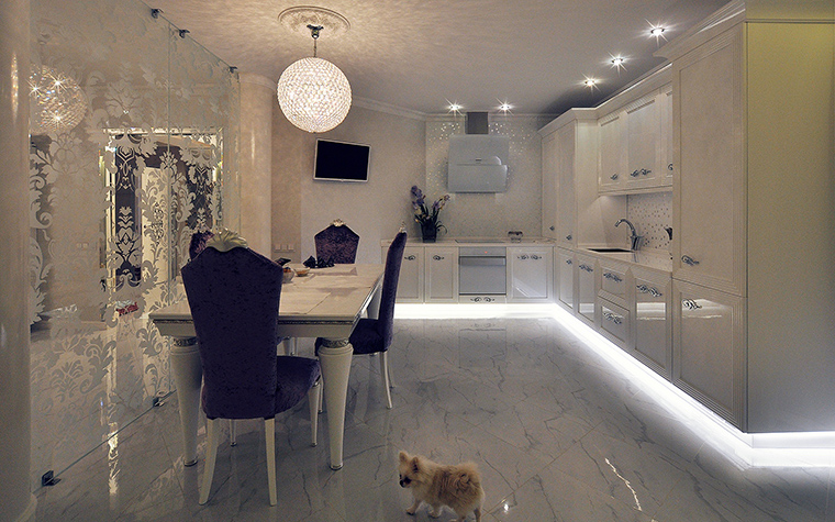 интерьер кухни - фото № 58590