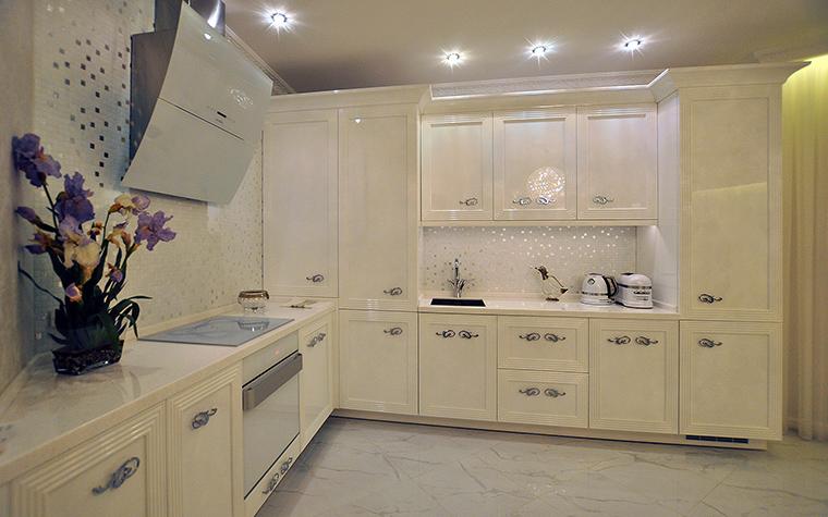 интерьер кухни - фото № 58589