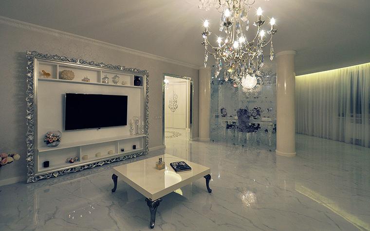 интерьер гостиной - фото № 58593