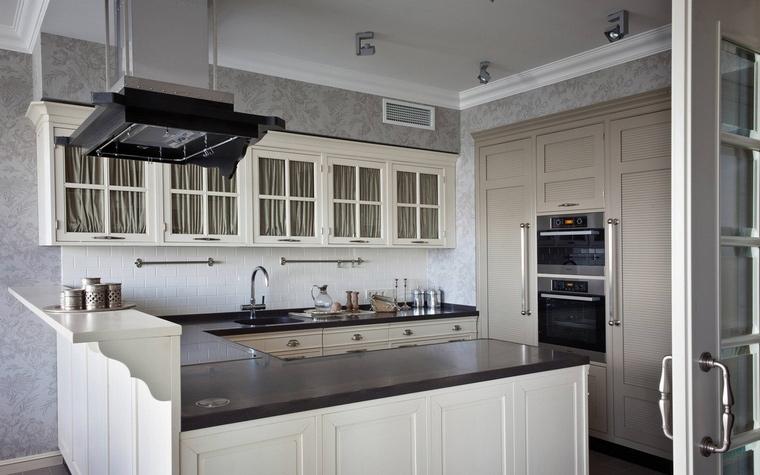 Квартира. кухня из проекта , фото №58616
