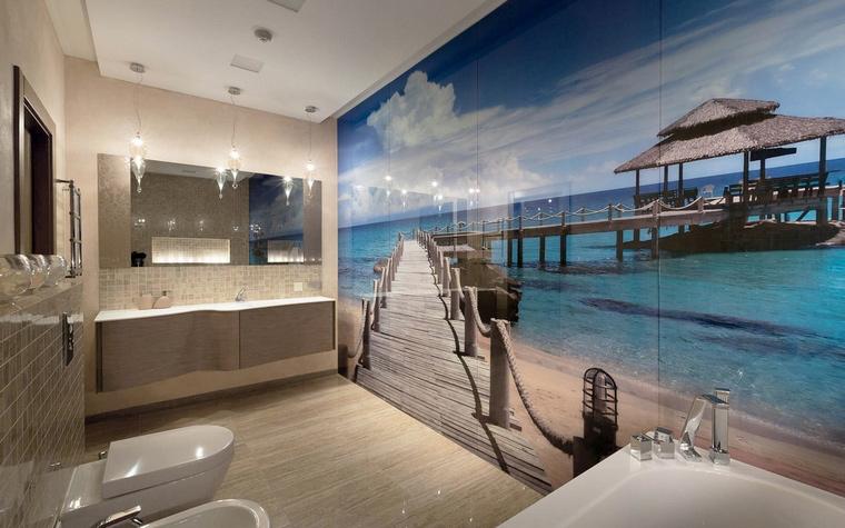 Фото № 58647 ванная  Квартира