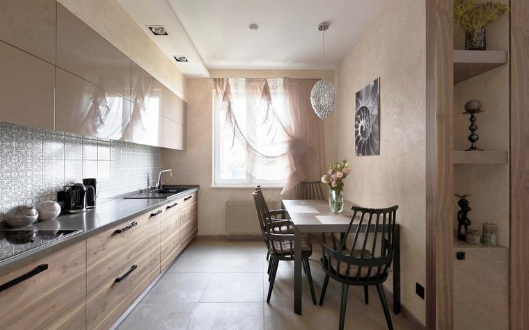 Квартира. кухня из проекта , фото №58633
