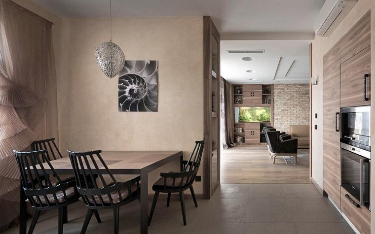 Квартира. кухня из проекта , фото №58634