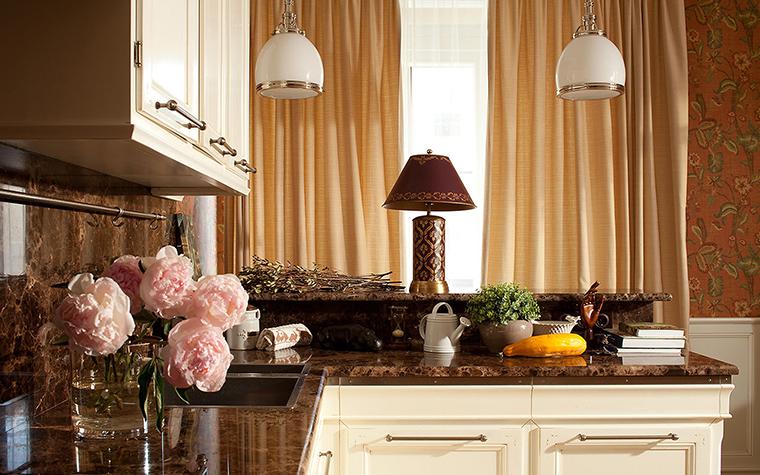 интерьер кухни - фото № 58656