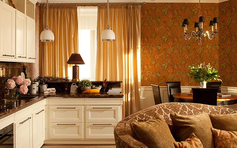 интерьер кухни - фото № 58657
