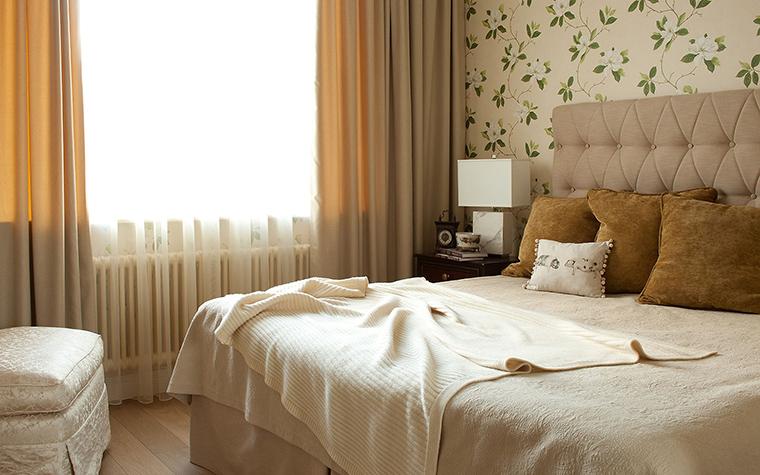 интерьер спальни - фото № 58650